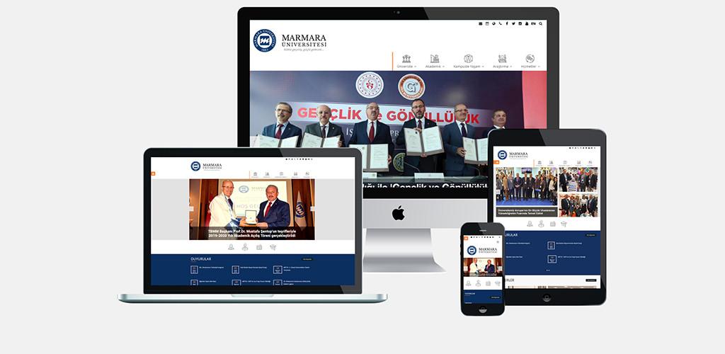 Web sitemiz yeni yüzüyle hizmetinizde!